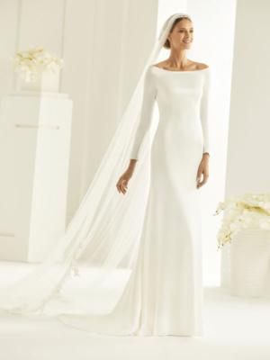 Carmen Ausschnitt Archive Brautmoden Opree