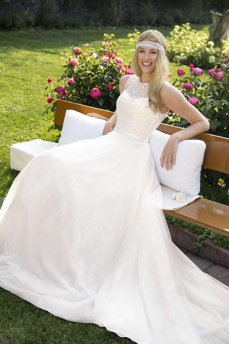 Brautkleid Miriam » Brautmoden Oprée
